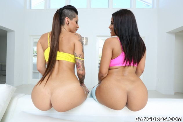 Alby Rydes, Luna Star   Ass Parade pictures